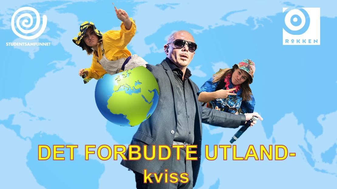 Det Forbudte Utland - Kviss - 16.09.2020