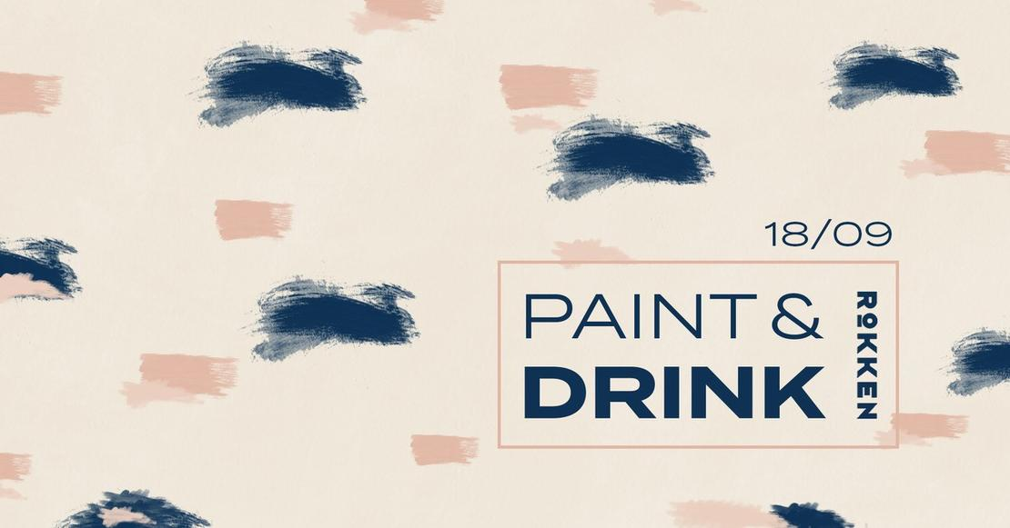 Paint and Drink - 18.09.2020