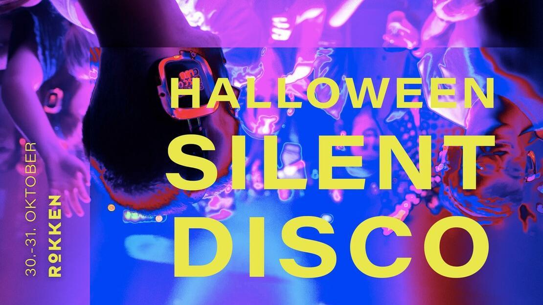 Silent Disco 30.oktober 2020