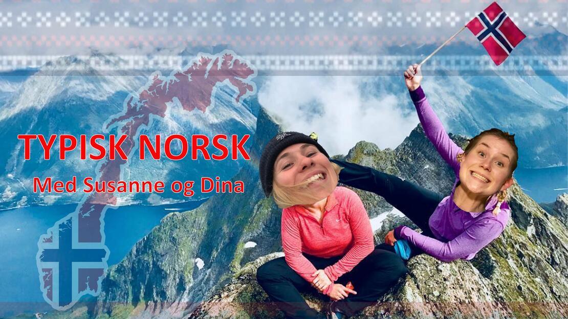 Typisk norsk - kviss fredag 27.11.2020