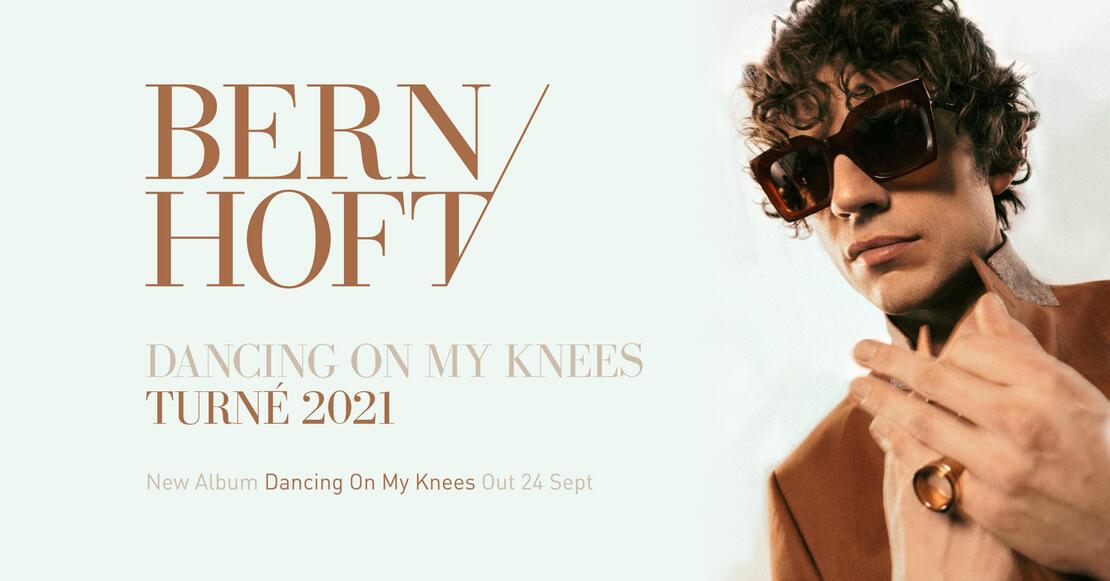 Jarle Bernhoft - Dancing on my knees 9.oktober 2021