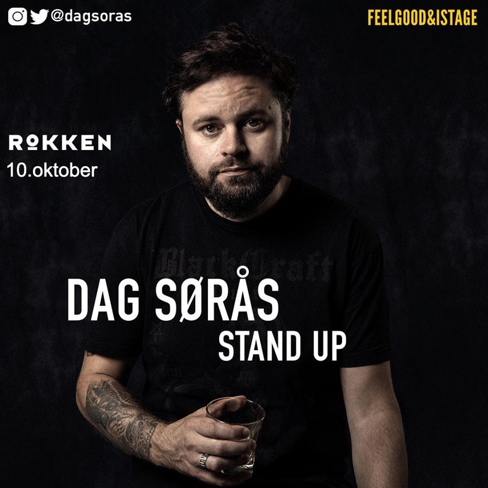 Dag Sørås - Stand Up