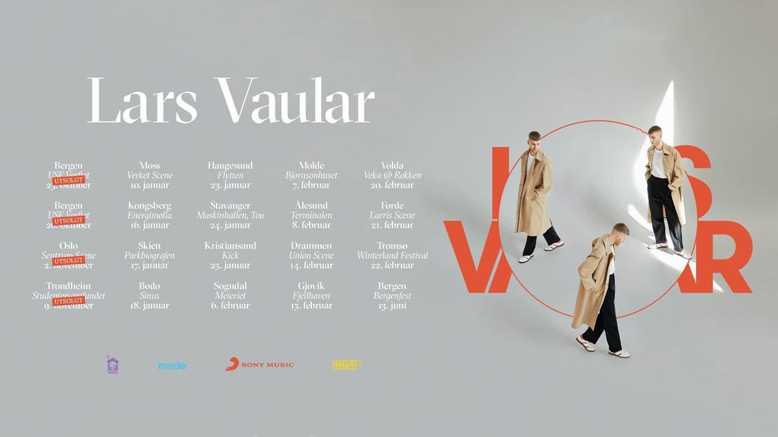 Lars Vaular // VEKA 2020