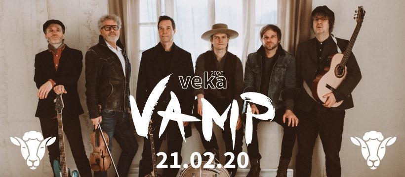 VAMP // VEKA 2020