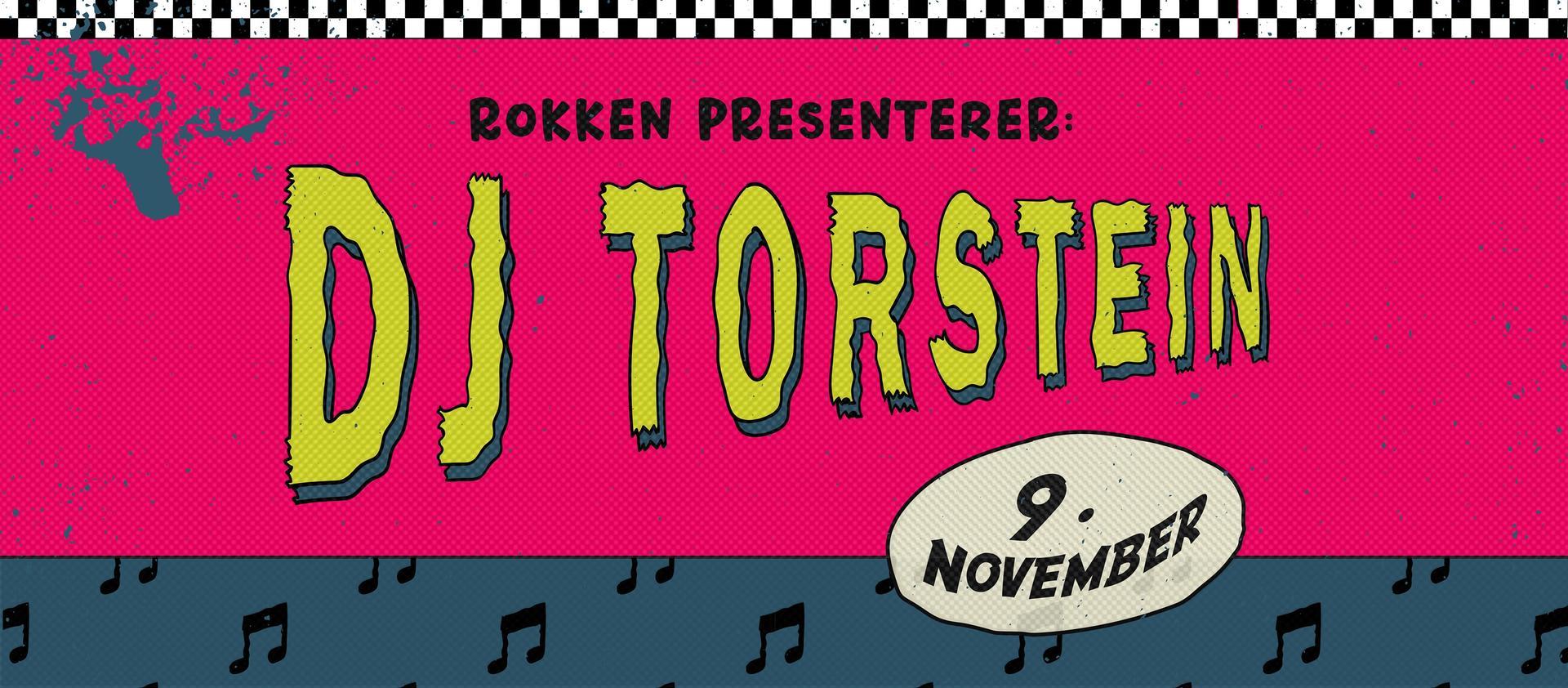 Rokken pres. DJ Torstein