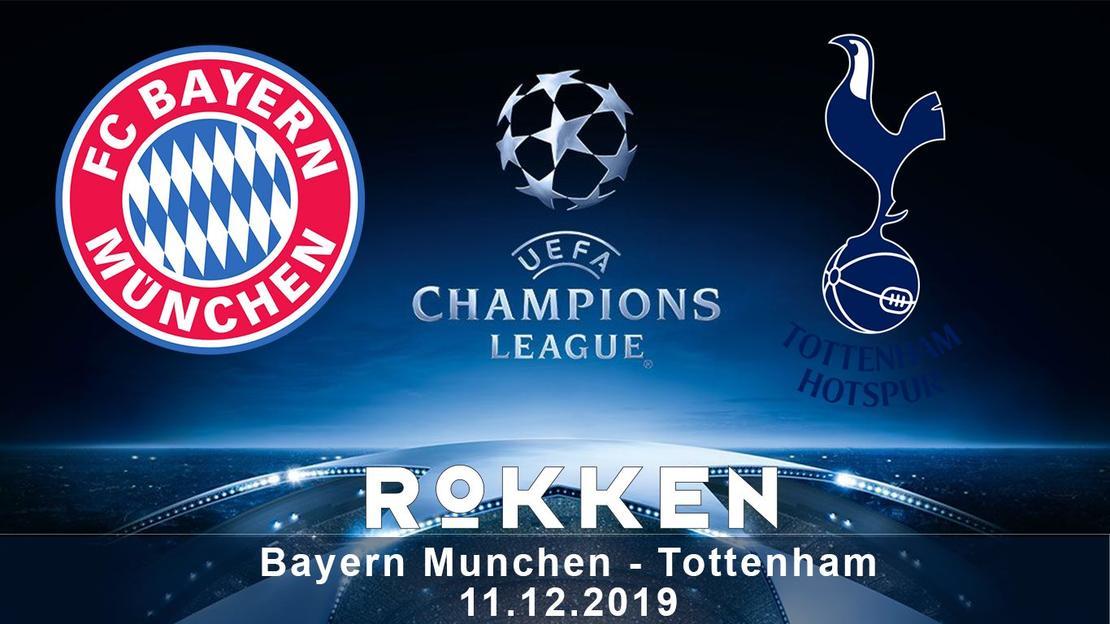 Bayern Munchen - Tottenham