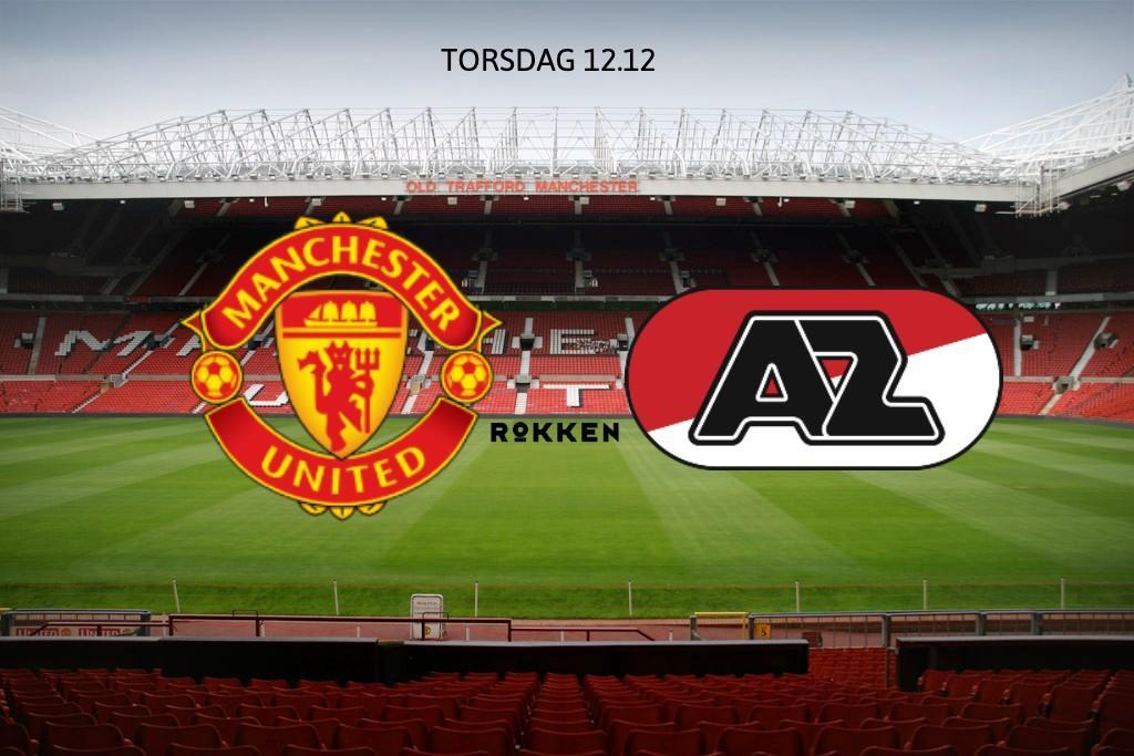Manchester United - AZ Alkmaar