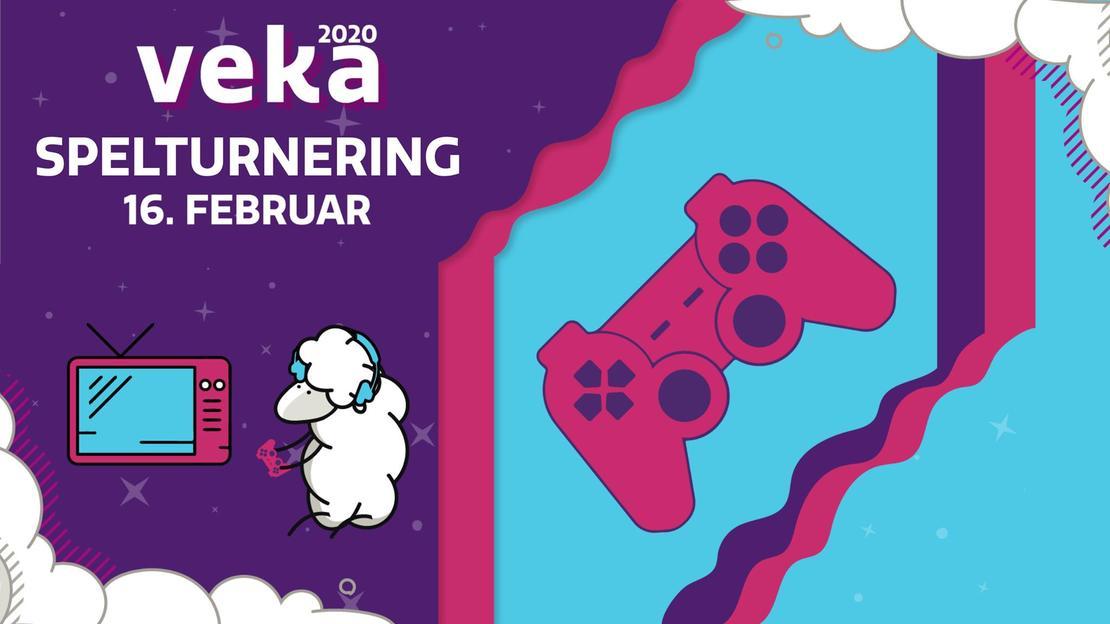 Spelturnering // VEKA 2020