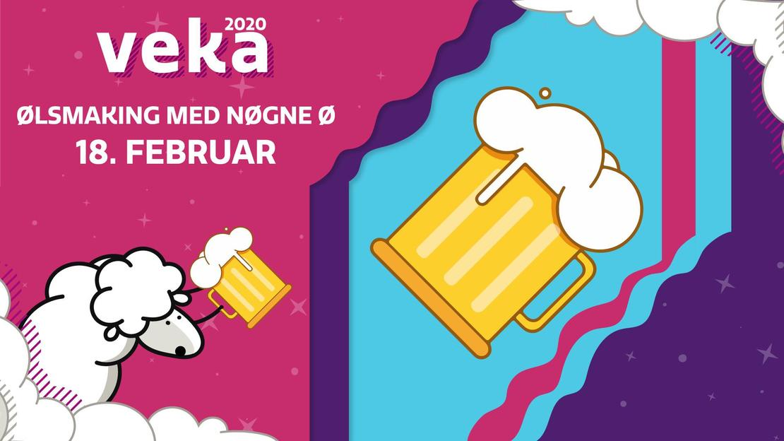 """Beer tasting with """"Nøgne Ø"""" // Veka`20"""